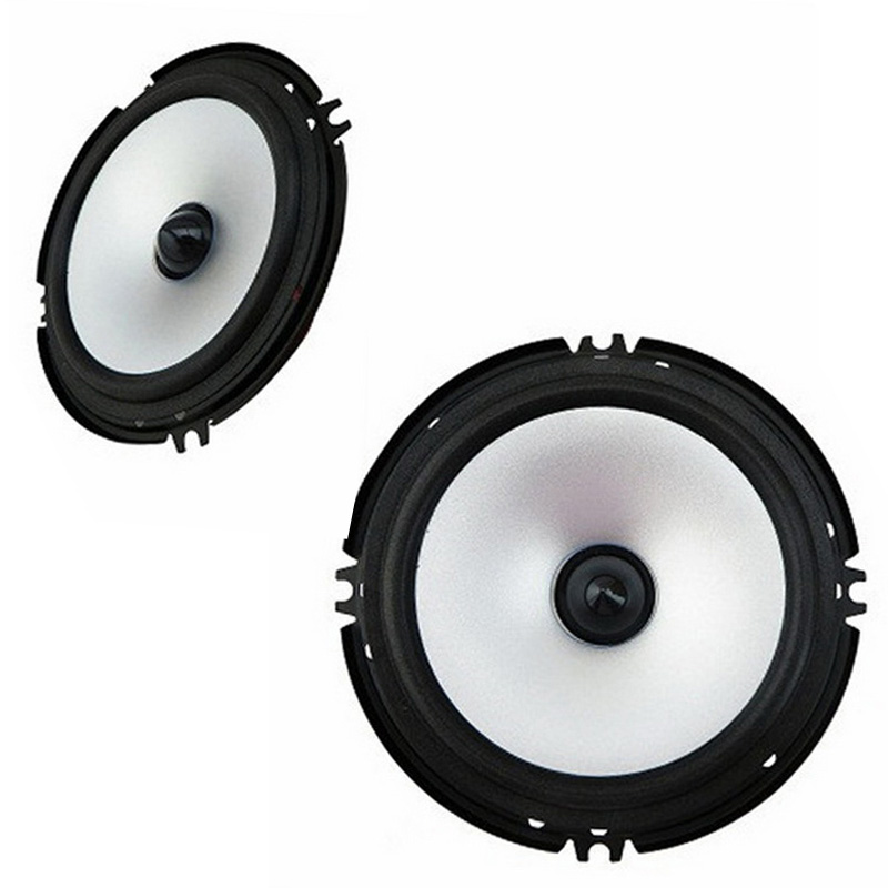 2pcs 6.5 2x80w Selling High Quality Car Full Range Speaker Stereo Audio