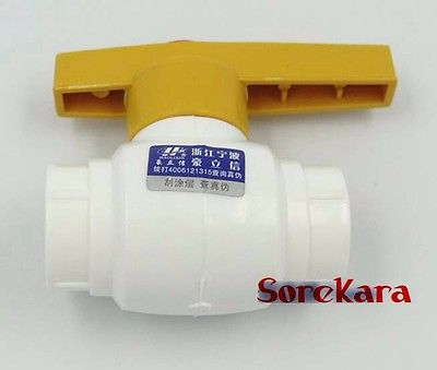 цена на PPR Plumbing fitting Ball Valve Stop Tap Valve With steel Ball FF 63mm Tube O/D for water gas oil