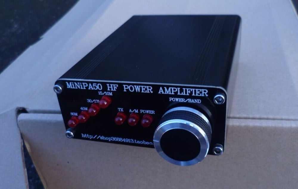 HF Power Amplifier For YASEU FT 817 ICOM IC 703 Elecraft KX3 QRP