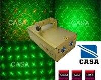 SıCAK SATıŞ Yeni ürün Sahne ışık 50 mW yeşil lazer + 100 Mw kırmızı lazer-Taşı kafa lazer lazer dj karıştırma dj ekipmanları
