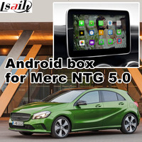 Android GPS navigation box video interface for Mercedes benz A class W176 NTG 5.0 Audio20 COMMAND video interface box carplay