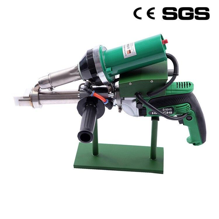 Power Tools Independent 220v 3400w Ce Manual Plastic Welder Gun Pvc Welding Hot Air Gun Torch