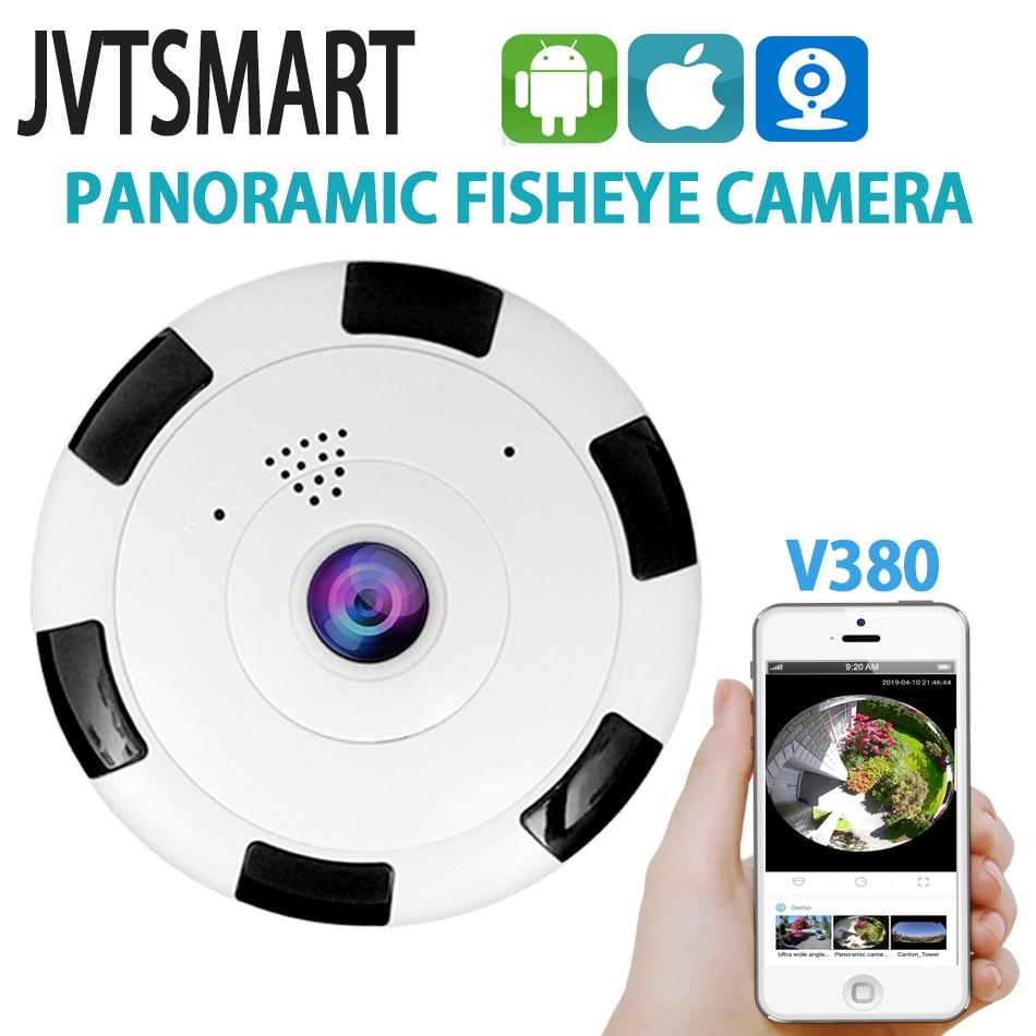 jvtsmart Fisheye VR 360 Degree  Wifi wireless Panoramic Camera HD 960P 1080p IP Camera Home Security Surveillance System Camerajvtsmart Fisheye VR 360 Degree  Wifi wireless Panoramic Camera HD 960P 1080p IP Camera Home Security Surveillance System Camera