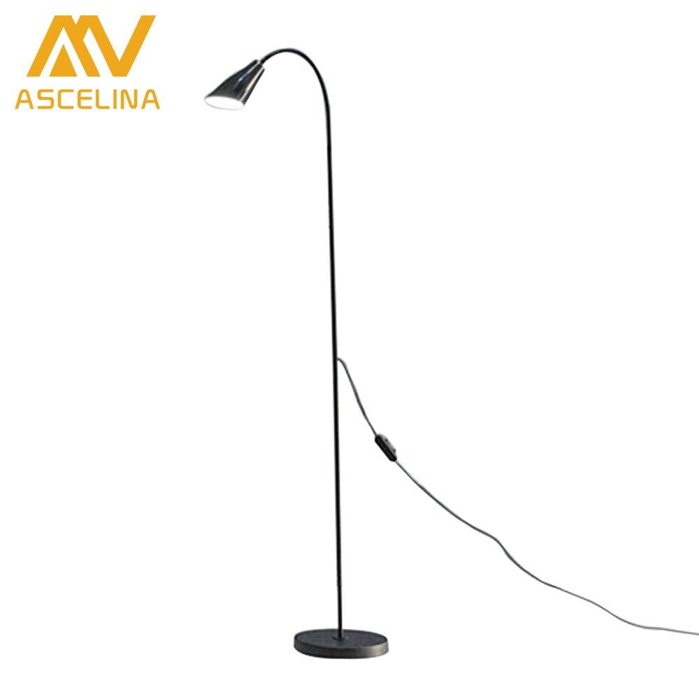 ASCELINA Modern Floor Lamp Floor Lamps For Living Room Modern Design Lights  Standing Light For Room