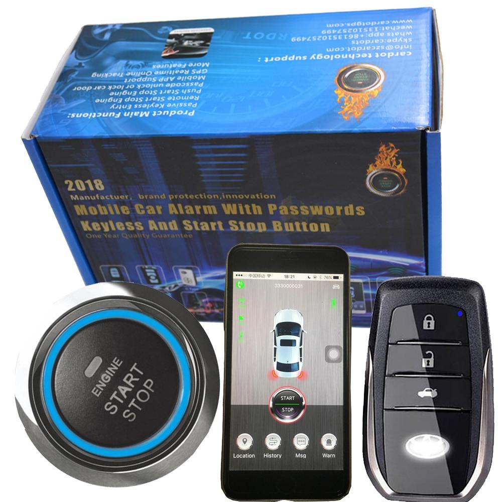 Aliexpress Com Buy Gsm Intelligent Car Alarm System