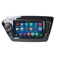 Android 7.1 Car Stereo Radio GPS Navigation Sat Nav 3G CD player MP3 Bluetooth HDMI Car Multimedia Player FOR KIA K2 RIO