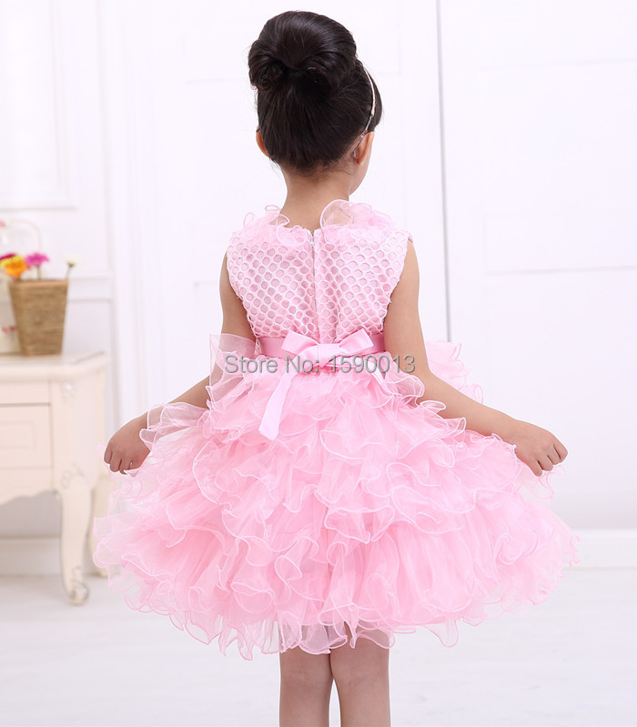 4f2e72466471 Pink dress dress suit 2 6 year old little girl princess tutu baby dress  casual dress free shipping-in Dresses from Mother & Kids on Aliexpress.com  | Alibaba ...