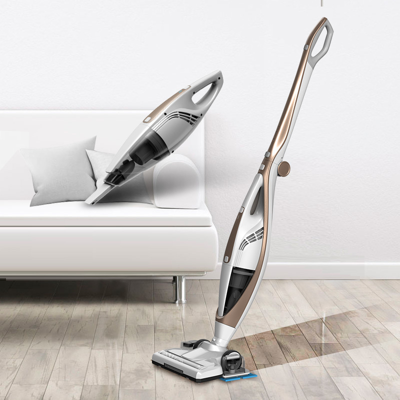 New Arrival Vertical Wireless Handy Vacuum Cleaner Wet Dry Car Home Dual Use Hand-held Mute Electric Floor Mop Cleaning Machine 2016 new arrival durable quality hot selling abs 120 w high power car with dry wet amphibious cleaner hose