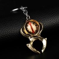 Llaveros con amuleto de horadim para hombres, accesorios de coche, juego de seguidores, regalo de Navidad