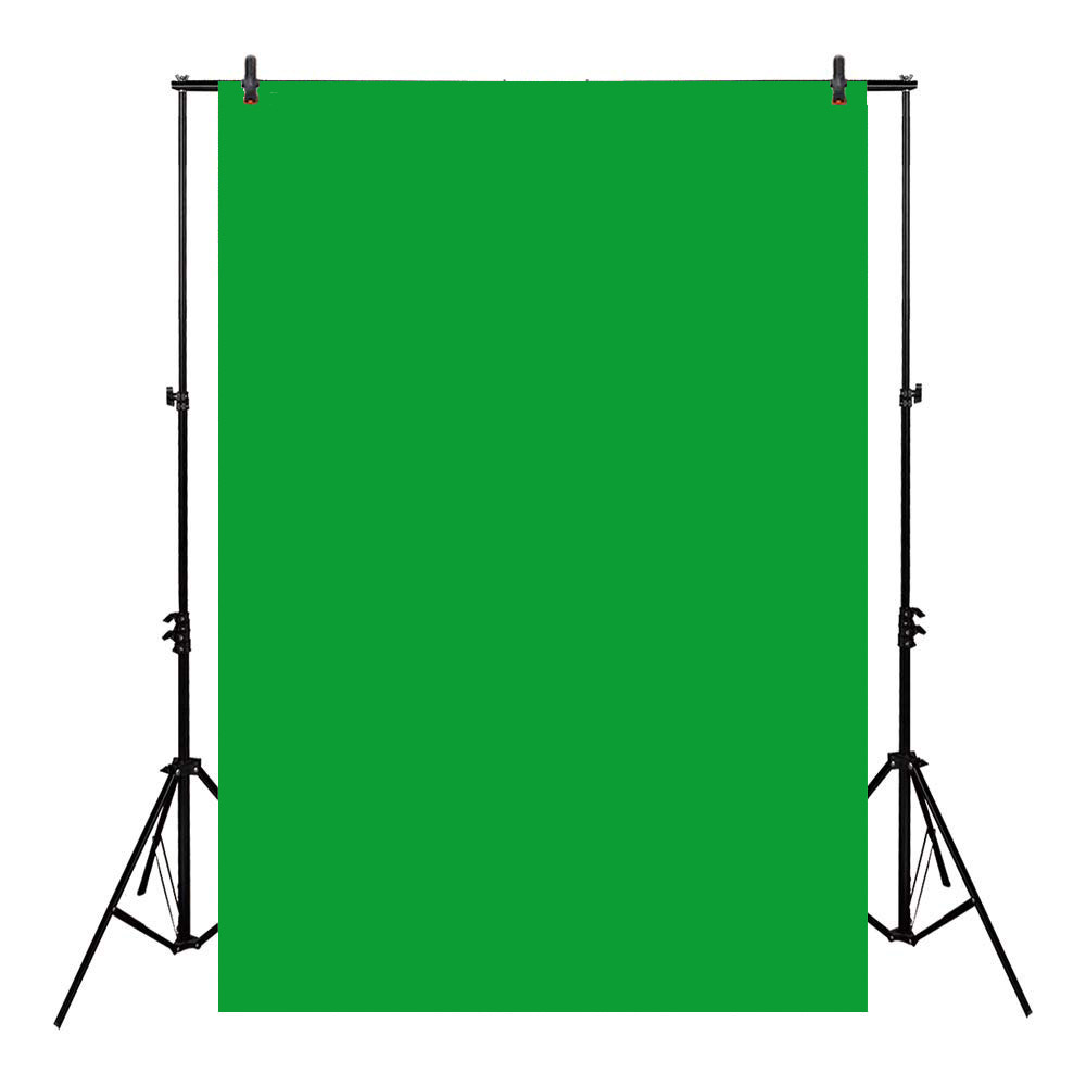 MEHOFOTO Green Solid Color Photography Backgrounds For Studio Green Screen For Filming Cutout Support Custom Sizes