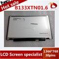 """Высокое качество B133XTN01.6 LCD МАТРИЦЫ ДЛЯ AU OPTRONICS 13.3 """"WXGA HD Монитор Дисплей Матрица 1366*768 30 контакты"""
