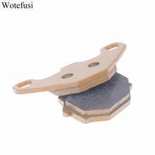 Wotefusi Front Rear Brake Pads For KTM 1989-1991 MX 125 350 1990-1991 LC-4 MX 500 600 Rear Brake Pads For KTM 92-93 [PA209]