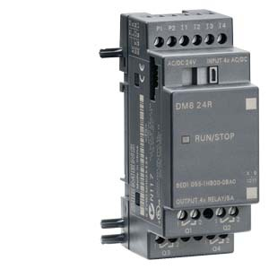 M/ódulo de expansi/ón para controlador modular Siemens 6ED1055-1FB00-0BA1 Logo!