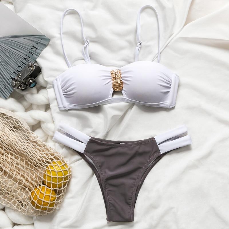HTB1rUTpbdfvK1RjSspoq6zfNpXaX Swimwear Women Sexy Bikini Set 2019 New Push Up Micro Swimsuit Female Bathers Bandage Bathing Suit Beach Bikini Two-Piece Suits