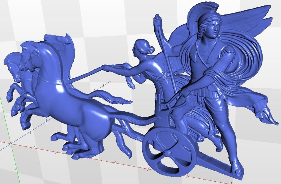 for  cnc in STL file format 3d model relief Panno_chariot 3d model stl relief stl format 3d model relief for cnc in stl file format clock 32