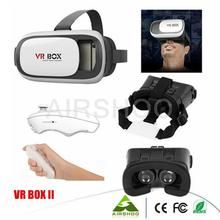 Universal Google Cardboard VR BOX 2 Virtual Reality 3D Glasses Game Movie 3D Glass For iPhone Android Mobile Phone Cinema
