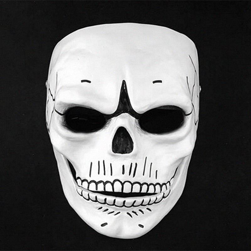 007 Spectre ghost bond James Mask Bond Cosplay Skull masks Halloween Party airsoft game in Party Masks from Home Garden