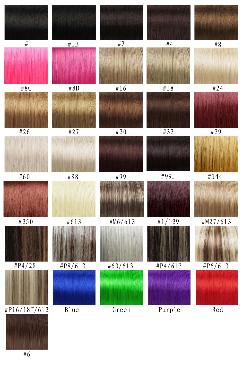 Bleaching Hair Color Chart Erkalnathandedecker