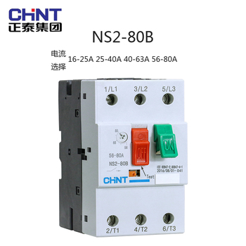 Chint NH2-125 Series Circuit Breaker Isolating Switch   *C01