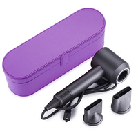 Portable Hair Dryer Case PU Leather Flip Hard Box Anti scratch Cover Pouch for Dyson Supersonic DC112