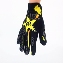 Rockst Мотокросс перчатки Велоспорт Езда Велосипед Спорт Горный Велосипед Гонке Мотоцикл Полный Перчатки Пальцев A806