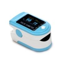 With CE FDA Approved Finger Pulse Oximeter Blood Oxygen Moniter SPO2 PR Oximetro De Dedo Portable