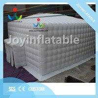 Открытый надувной белый шатер с 0,55 мм ПВХ для события, палатка надувная на продажу