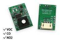 Módulo Do Sensor De Dióxido De nitrogênio NO2 CO Transmissor VOC RS485 SO2 Eletroquímica Módulo