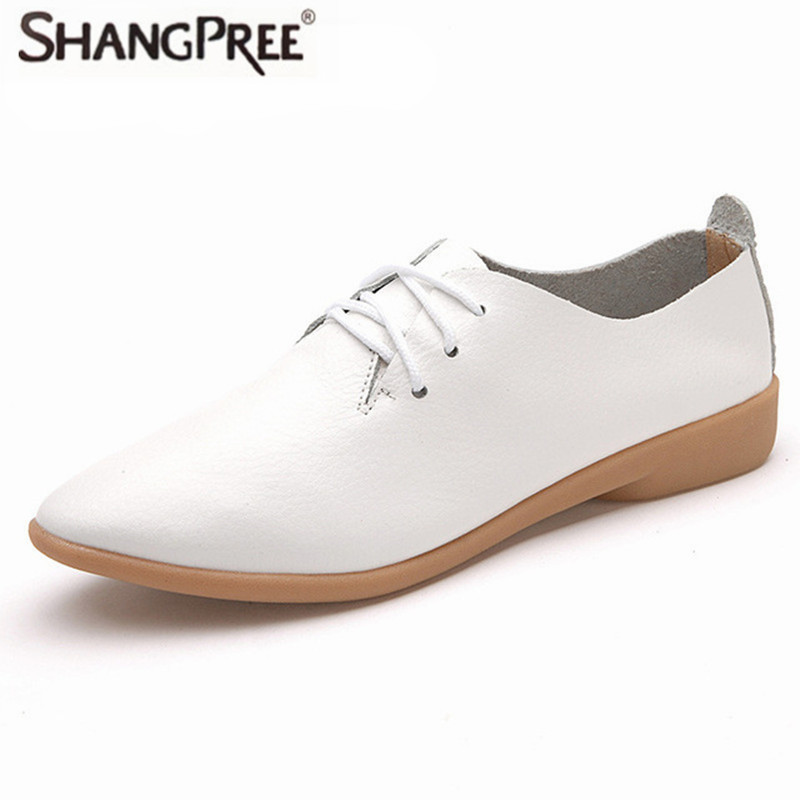 Large size 35-44 Fashion Women Genuine Leather Shoes Breathable Summer Flats Women Flats Shoes Ladies Casual Shoes Zapatos Mujer gktinoo fashion handmade women genuine leather shoes hollow breathable summer spring flats ladies flats shoes casual shoes