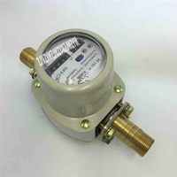 New LLQ 25 Waist Wheel Flow Meter Gas Roots Flowmeter Metering of Natural Gas Liquefied Gas Table 1 inch 0.25 16m3/h 0.6Mpa