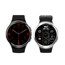 ON SALE Finow X3 plus smart watch phone android 5.1 MTK6580 BT WIFI 3g smartwatch For IOS&android PK samsung gear s3 watch
