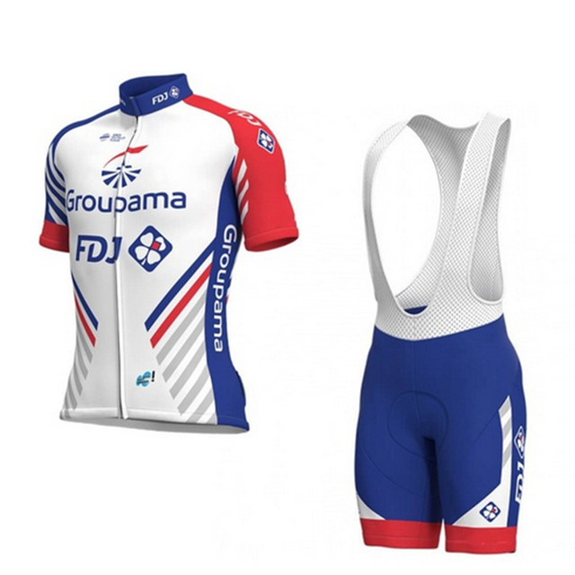 2018 Men s Pro Team Cycling Jersey Short Sleeve Maillot Ciclismo Bicycle  Racing Kits Summer Breathable Cycling Clothing Sets 69ef8e006