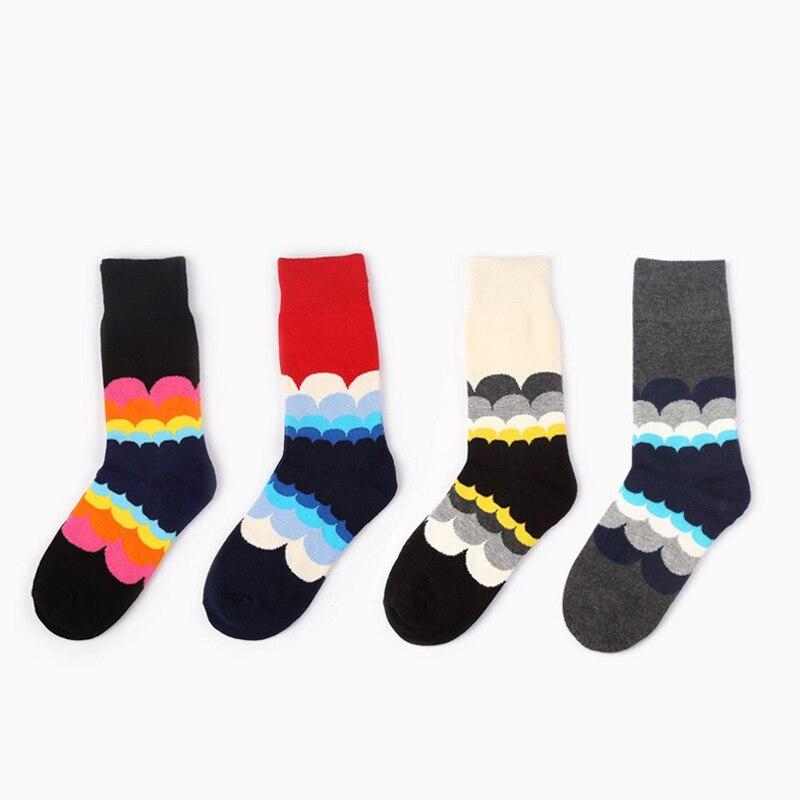 2018 HOT SELLING men and women socks crew funny cotton Harajuku socks spring autumn colourful long socks for ladies