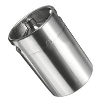 HIHG QUALITY 5L Stainless Steel Homebrew Mini Keg 170oz Beer Growler Mini Beer Barrel Holds Beer Tools