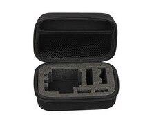 Small Size Eva Hard Bag Box for Go Pro Hero 4 3+ 2 3 1 Sjcam SJ4000 Xiomi Xiaom Yi Action Camera Gocase Gopro Case Accessory