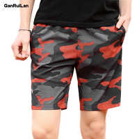 Camouflage Camo Casual Shorts Men 2019 New Mens Fashion Army Shorts Male Fit Cotton Short Pants Man Military Trousers DK18018