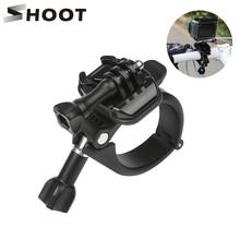 לירות 360 רוטרי מהדק כידון מוט צינור הר עבור GoPro גיבור 7 6 5 4 Xiaomi יי 4 k Eken sjcam פעולה מצלמת Pro עבור אבזר