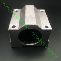 SCS16UU Linear Bloco Slide  5 pçs/lote