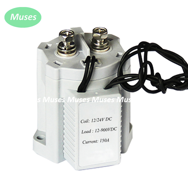 Aliexpresscom Buy 2W power consumption 12V 24V coil rated 500V