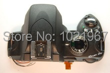 original Camera open unit for NIKON D60 top cover repair parts free shipping