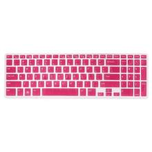 High Quality Brand New Colorful Best Price US Keyboard Skin Cover Protector For 15.6 for Dell New 15R N5110 M5110 M511R(China)
