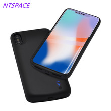 5000mAh Fashion Ultra-thin Battery Charger Case Power Portable Backup Bank For iPhone XR With Audio