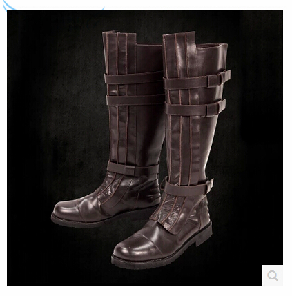 Star Wars Anakin Skywalker Cosplay Shoes Boots Professional Handmade Perfect Custom For You