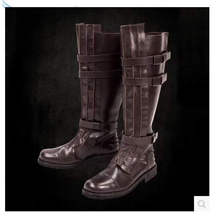 Star Wars Anakin Skywalker Cosplay Shoes Boots Profesional Hecho A Mano! Personalizado perfecto Para Usted!