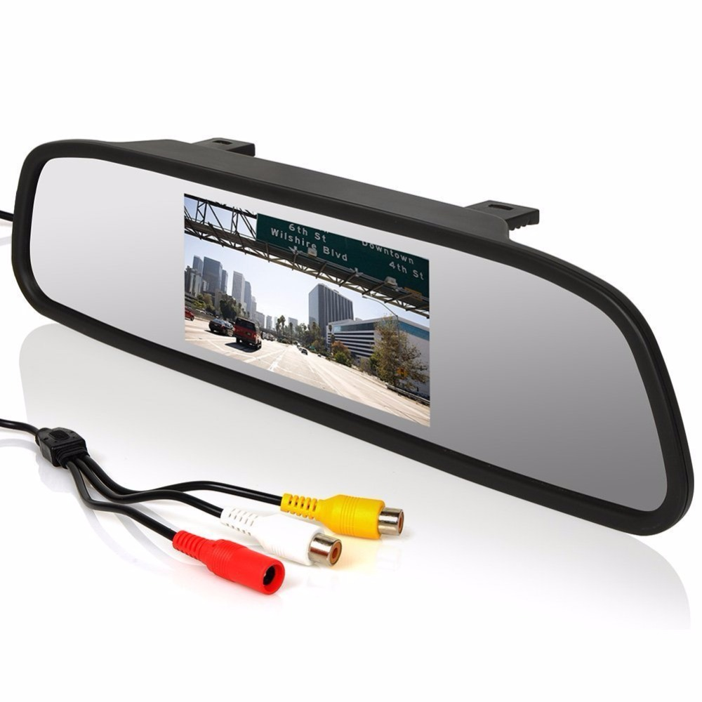 Contemporary Peak Wireless Backup Camera Illustration - Electrical ...