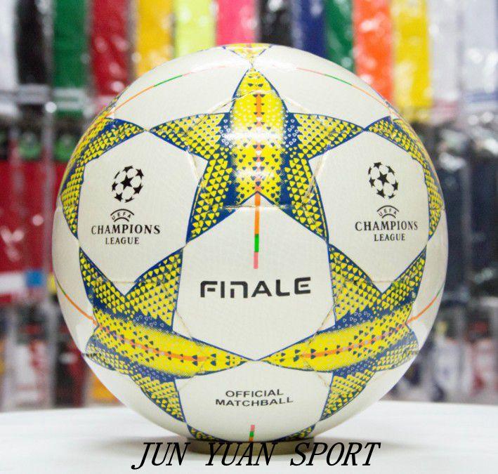 ФОТО Brand New Soccer Ball Anti-slip Football Ball Size 5 PU Antistress Football Soccer Balls For Professional Training Fast Shipping