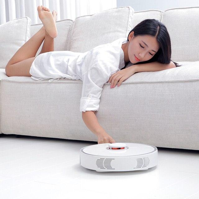 International Version Robot Vacuum Cleaner  2