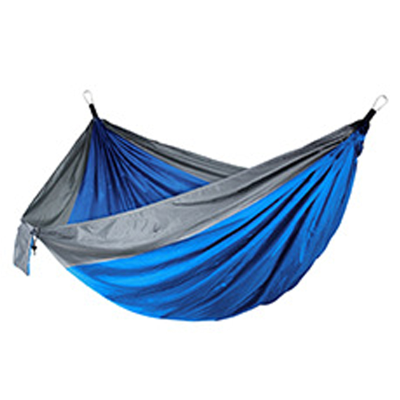2019 New Double Hammock Adult Outdoor Backpacking Travel Survival Hunting Sleeping Bed Portable Swing Chair Hangmat Terrific Value