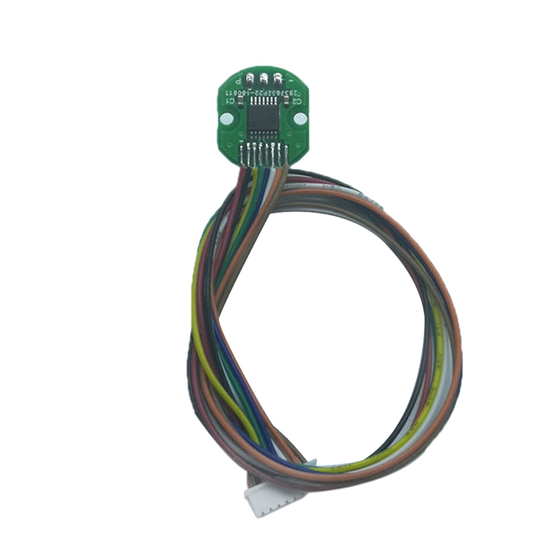 As5048 Magnetic Encoder Sets Pwm And Spi Interface Precision 14 Bit No Brush Holder Rotary Sensor For Brushless Motor