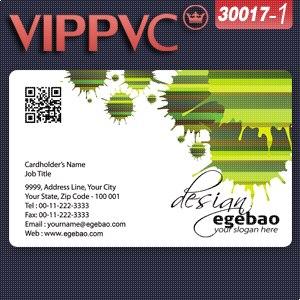 a30017-1 PVC card